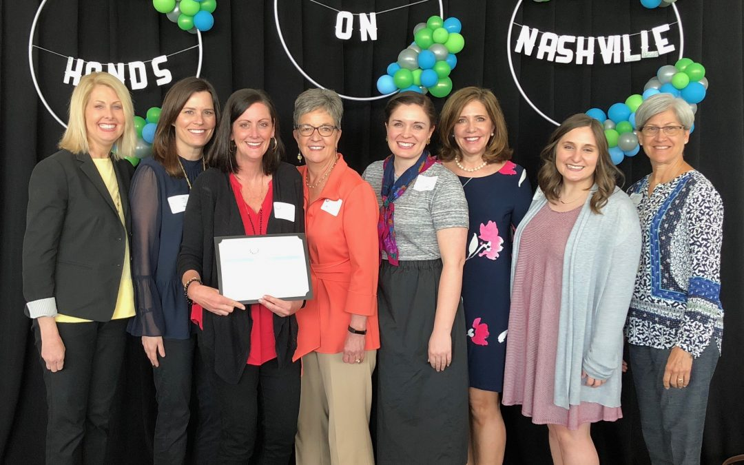 Cooper Trooper Foundation Nominated for Mary Catherine Strobel Volunteer Award