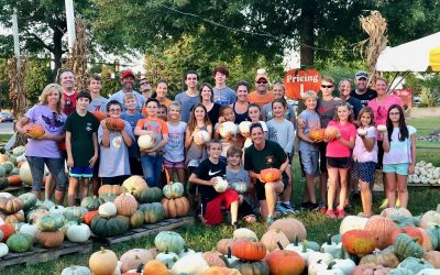 Dates set for 2018 Pumpkin Patch